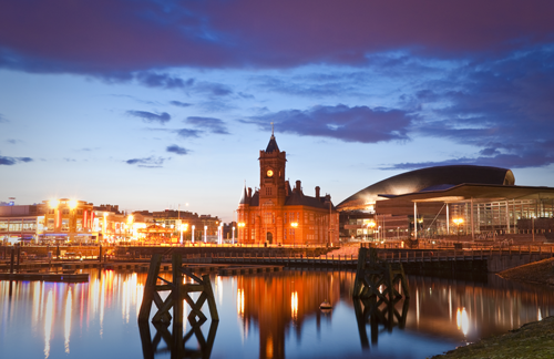 The Rise of Cardiff's Media Industry